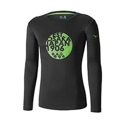 חולצת ריצה מיזונו