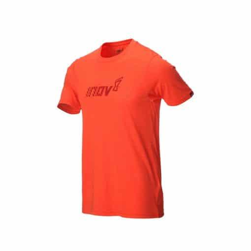 חולצה קצרה לאימונים inov-8