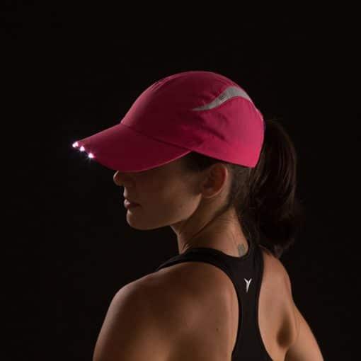 כובע עם אורות לד SPI BEAMS