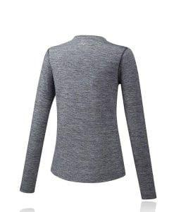 Mizuno חולצת ריצה ארוכה מיזונו לנשים