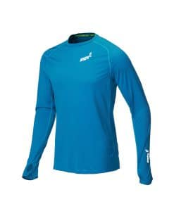 Inov-8 חולצת ריצה ארוכה לגברים