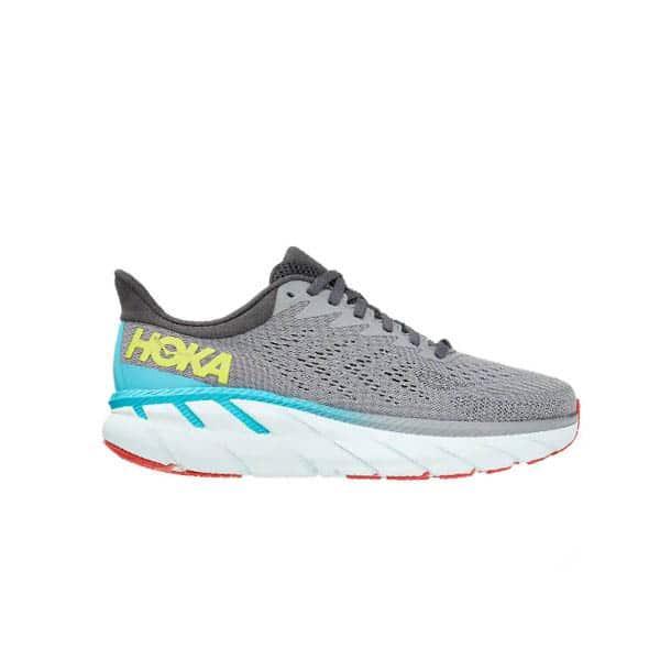 נעלי ריצה הוקה לגברים Hoka Clifton 7 (רוחב 1D ו-2E)
