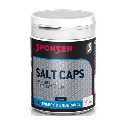 קפסולות אנרגיה Sponser SALT CAPS