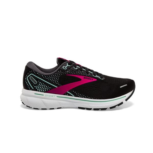 נעלי ריצה רחבות ברוקס לנשים Brooks Ghost 14 D